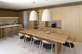 kitchen island with attached table modern kitchen island with attached table dining