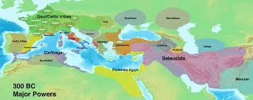 World Map Timeline by The Massaliot League A Hellenistic Period Massalia Timeline