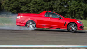 vauxhall vxr8 ute 2017 vauxhall vxr8 maloo circuit test side performance gallery