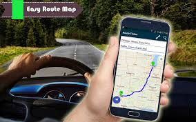 Map My Route Driving by Gps Route Finder Navigation Earth Map Tracker Android Apps On
