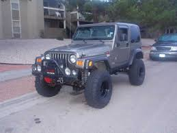jeep wrangler el paso 03 tj wrangler rubicon by b of el paso tx quadratec