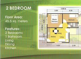 2 Bedroom House Floor Plans Open Floor Plan by Bed 2 Bedroom House Floor Plans