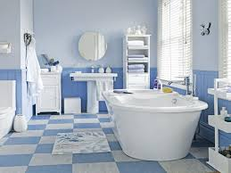 Blue White Bathroom Tile Ideas Small Bathroom  Coolest Bathroom - Bathroom tile designs 2012