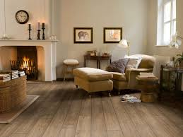 Laminate Flooring Around Pipes Impressive Scraped Oak Grey Brown Im1850 Laminate Flooring
