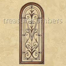 Rod Iron Wall Decor Wrought Iron Decorative Wall Panels Tuscan Wrought Iron Wall Decor