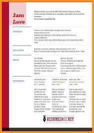 functional resume format functional resume template functional