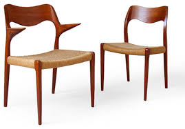 Midcentury Dining Chairs Mid Century Modern Dining Chairs Drew Home