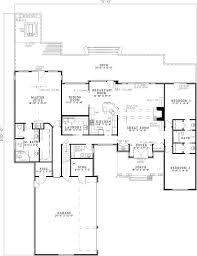 houseplans and more southern house plan floor 055d 0317 house plans and more