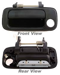 lexus lx450 remote amazon com apdty 94776 exterior outside door handle fits front