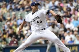 milwaukee brewers designate paolo espino for assignment to make
