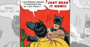 Batman And Robin Memes - batman meme funny collection of batman slapping robin pics