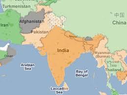 world map pakistan karachi child undernourishment alarming in south asia report the
