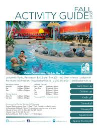 ladysmith 2015 fall activity guide by town of ladysmith issuu