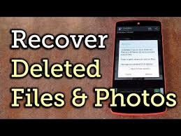 undelete photos android undeleter recover files data android apps on play