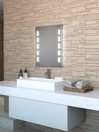 bathroom cabinets lucent wide light bathroom mirrors demister