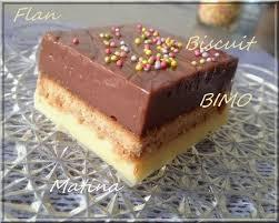 recette de cuisine facile sans four flan biscuité ou le flan bimo dessert facile et sans cuisson