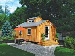 small cabin home building a small cabin shed
