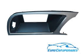 genuine audi a5 navigation screen surround panel mmi 3g oem