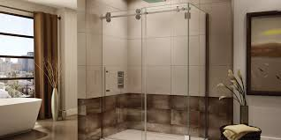 glass shower doors replacement orlando frameless enclosures