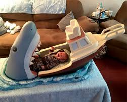 Giant Totoro Bed Jaws Baby Crib