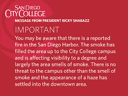 San Diego City College Map welcome