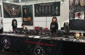 tattoo convention booth set up pictures to pin on pinterest