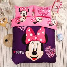 buy minnie mouse comforter set and get free shipping on aliexpress com