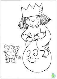 princess coloring dinokids org
