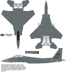 mcdonnell douglas f 15e strike eagle color profile and paint guide