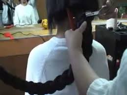very long to short haircut women youtube