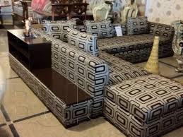 l shape sofa set with foot rest lahore living room pinterest
