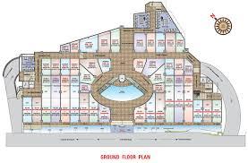 arihant mall floor plans project 3d views in ratnagiri