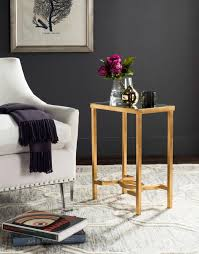 fox2581a accent tables furniture by safavieh