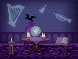 live halloween wallpapers for desktop let madame leota haunt your desktop with this wallpaper disney