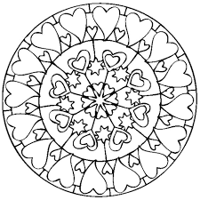 the love mandala perfect for valentine u0027s dayfrom the gallery