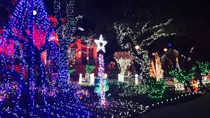 christmas lights in rock hill sc festive holiday house in georgetown inspires donations to make a