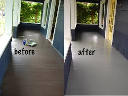 concrete painting patio ideas staining concrete floor basics