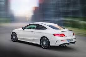 mercedes amg c class mercedes amg c 43 coupe 2016 review auto express
