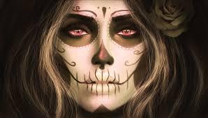 online get cheap skull face makeup aliexpress com alibaba group