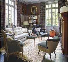 Neoclassical Decor Jean Louis Deniot U0027s Chateau In Chantilly A Nod To Neoclassical
