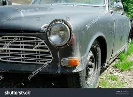 car junkyard netherlands vintage abandoned volvo amazon on junkyard stock photo 3457973