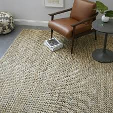 West Elm Rug by Natural Basket Weave Jute Rug Room Living Rooms And House