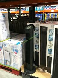 tower fan heater combo sunter tower fan combo costcochaser