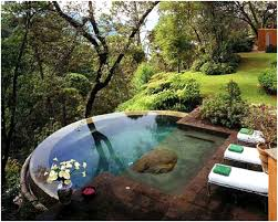 backyards mesmerizing 1000 images about pool landscaping on