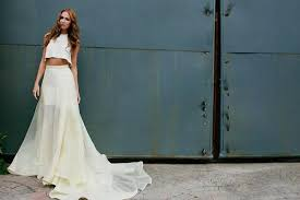 Modern Wedding Dress Non Traditional Wedding Dresses For The Modern Bride Weddbook