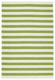 Bright Green Rug Nautical And Coastal Striped Area Rugs