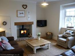modern country living room ideas modern country living room green log burner search