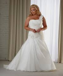 one shoulder wedding dress plus size wedding dresses one shoulder naf dresses