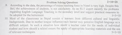 tips for writing a reflection paper reflections on tsc written test nelta choutari training and access program have also enhanced me to effectively write answers