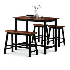 Folding Bar Height Table Bar Stool 3 Pc Bar Stool Set Avery 3 Piece Adjustable Bar Stool